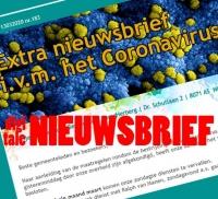 Informatie i.v.m. het Coronavirus