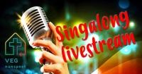 Singalong livestream